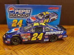 1/24 Jeff Gordon #24 2001 DuPont Pepsi RCCA Chevy Monte Carlo CWB 1008 of 1500