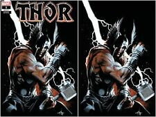 Thor #1 Gabriele Dell'Otto Virgin Variant Exclusive Set LE 600 Marvel Scorpion