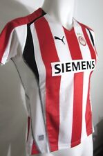 OLYMPIACOS SHIRT JERSEY WOMENS SIZE 8 (XS) OFFICIAL PRODUCT R.R.P $70 BNWT