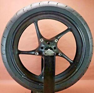 2003-2005 YAMAHA YZF R6 YZFR6 2006-2009 R6S Front Wheel Rim Tire 120/70 ZR17