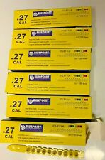 600 plus .27 Caliber Safety Strip Loads 100 Yellow, Power Level 4