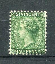 St. Vincent Nr. 25 A sauber mit Falz .....................................1/2324