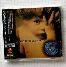 Von Groove – Test Of Faith + 2 BONUS JAPAN CD OBI AVCB-66066 RAR!