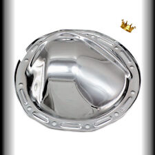 Chrome 12 Bolt Rear End Cover fits Chevy Pontiac Oldsmobile GM Car Differential
