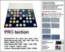 LOOK 1189-54-29,5-PRO Sammeltableaus blau + PRO Schutz Für 54 Kronkorken Deckel