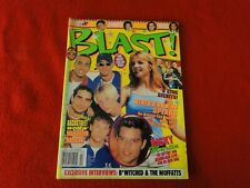 Vintage Teen Pop Rock Magazine Blast Sept. 1999 Britney Spears N' Sync G1