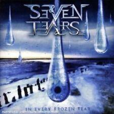 Seven tears-Every Frozen tear CD NEUF
