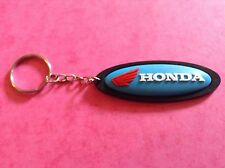 Motorcycle/biker Keychain/keyring Silicone/rubber racing/rally/bike/team/honda