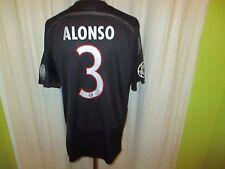 FC Bayern München Adidas Champions League Trikot 2014/15 + Nr.3 Alonso Gr.L Neu