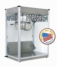 Commercial 16 oz Popcorn Machine Theater Popper Maker Paragon Pro Series PS-16
