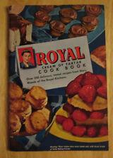 Royal Cream of Tartar Cook Book 1944