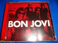BON JOVI cd target exclusive  RED  free US ship
