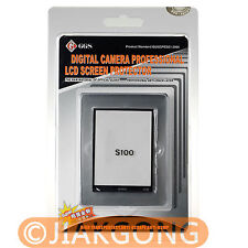 GGS LCD Screen Protector optical glass for Canon PowerShot S100v S100