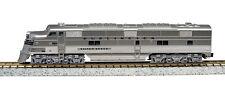 Voie N - Kato Locomotive Diesel EMD E5A Argent Vitesse 176-5401 Neu