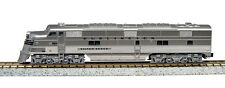 ESCALA N - KATO Locomotora diésel EMD E5A PLATA SPEED 176-5401 DCC NEU