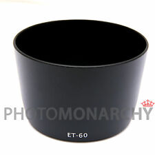 Paraluce ET-60 compatibile per Canon EF-S 55-250mm f/4-5.6 IS II 55-250 ET60 ET