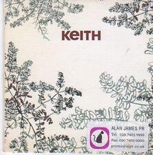 (EB33) Keith, Hold That Gun - 2005 DJ CD