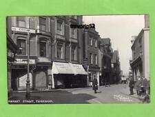 More details for market street faversham policeman shop rp pc  used 1933 t u barber ref a836