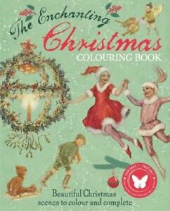 The Christmas Colouring Book (Colouring Books),Margaret Tarrant