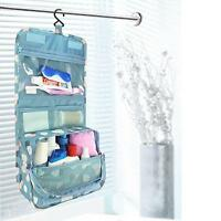 Waterproof Travel Foldable Portable Cosmetic Washing Storage Bag Organizer Pouch