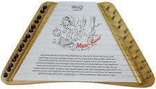 Musi Susi Zither Zupfinstrument für Kinder + Liedvorlagen Teil 2
