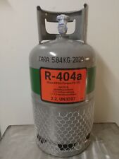 R404a refrigerant Cooling factor climate gas 10.50 kg Freon R404A