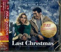 GEORGE MICHAEL-LAST CHRISTMAS:ORIGINAL SOUNDTRACK-JAPAN CD F30