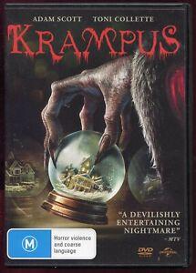 Krampus - R4 (DVD)  Horror 2015 Toni Collette