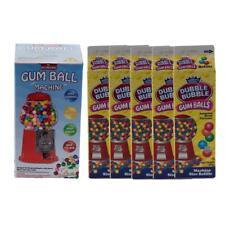 Original Bubble Gum-Kugel Automat 27cm mit 5 Packungen Dubble Bubble Gum-Balls