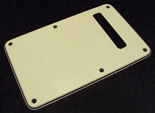 NEW BACKPLATE mirror GREEN stratocaster  pour guitare Fender
