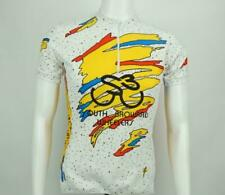 PYRO apparel South Broward Wheelers Men's Short Sleeve Cycling Jersey Size Small