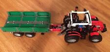 Lego Technic Tractor With Trailer 8063 (See Description)