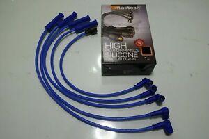 Silicone Spark Plug Ignition Wire 8MM Suzuki Vitara Escudo Sidekick G16A 1.6L 8V