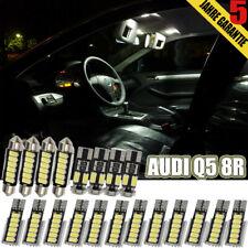 5630 PREMIUM LED Innenraumbeleuchtung für AUDI Q3 8U Q5 SQ5 8R Q7 4L /& Facelift