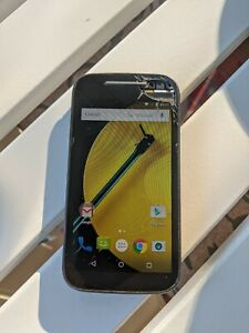 Motorola Moto E 2nd Gen XT1527 ATT *cracked glass* works