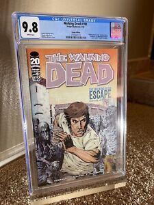 Walking Dead #100 Escape Variant CGC 9.8