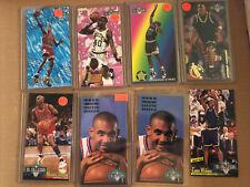 1993/94 Fleer NBA Jam Session Lot - Michael Jordan, Shaq, Pippen, Hill And More