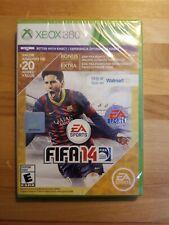 FIFA 14 (Microsoft Xbox 360, 2013) Soccer Futbol Video Game Sealed