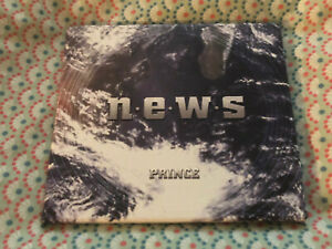 N-E-W-S by Prince (CD, 2003, NPG Records) Rare Side Project!