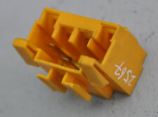 VW T4 Bj 98 Strom verteiler Potentialverteiler Gelb 357937517C #2567-B36
