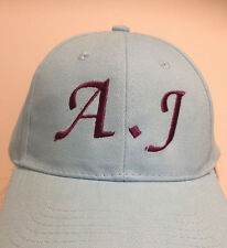 Personalise Embroidered baseball cap