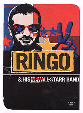 Ringo & His NEW All-Starr Band - DVD - Color Dolby Dts Surround SEALED free shpg