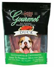 Loving Pets Gourmet All Natural Premium Duck Jerky Filet Strips 12oz
