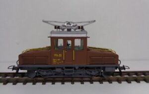 Bemo H0m 1277141 Nolstalgie-Rangierlok Ge 2/2 RhB Metal Collection NEU & OVP