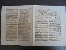 1810 ...elegante Welt  127 / Buenos Aires Paraguay (2) / Luzern (2) / Stuttgart