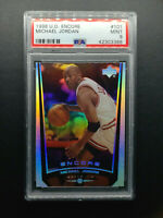 1998-99 Upper Deck Encore Michael Jordan Holo, PSA 9 Mint, Chicago Bulls