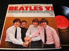 THE BEATLES Beatles VI / 60s US LP EMI CAPITOL ST 2358