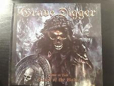 """GRAVE DIGGER """"Clash Of The Gods"""" & """"Home At Last"""" LTD. DIGIBOOK 2CD NEW & SEALED"""