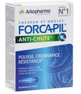 Arkopharma FORCAPIL Anti-Hair Loss Hair Activ 30 Tablets   1 Month Supply