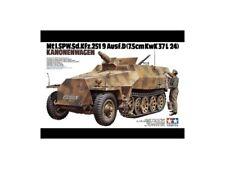 Tamiya 1/35 scale WW2 German SdKfz.251/9 Kanonenwagen